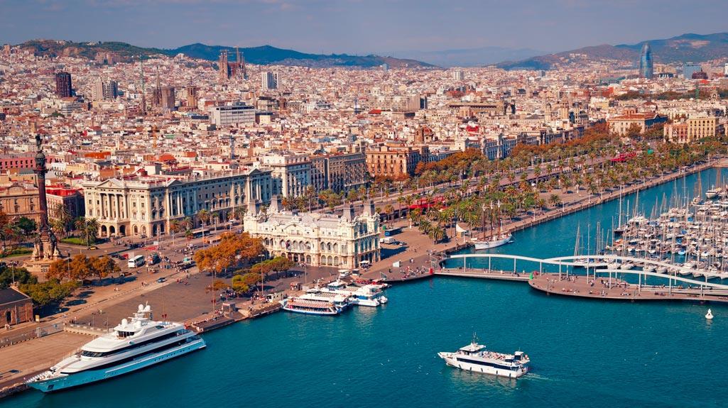 Barcelona shore tours