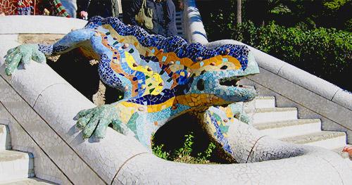 Dragon Hunt Barcelona Kids Tour