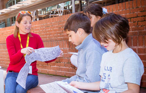 Barcelona tours for kids
