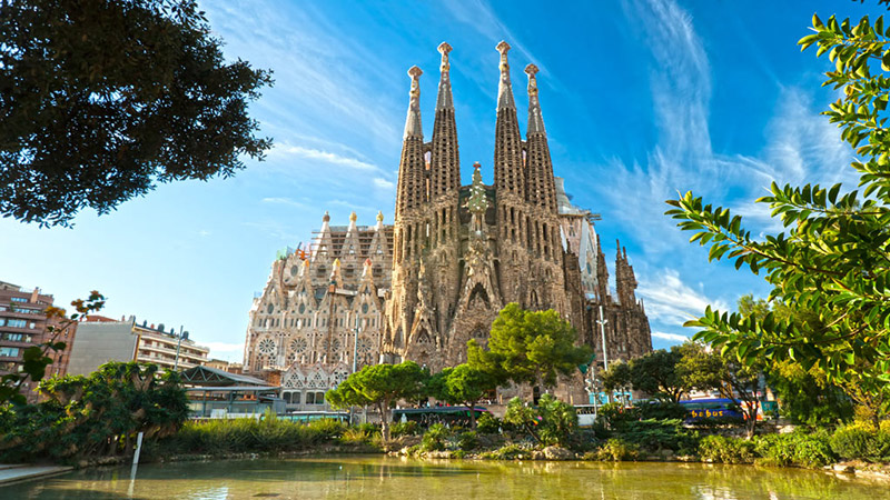 Sagrada Familia Small Group Tour