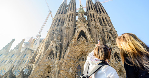 Skip the Line Sagrada Familia Group Tour
