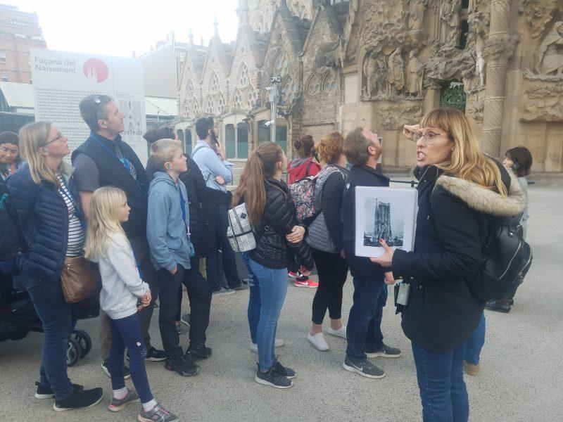 Sagrada Familia Group Tour