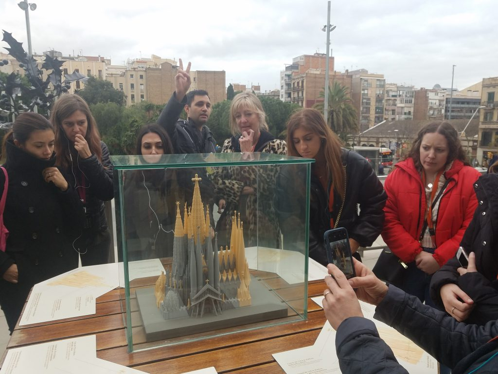 Barcelona group tour